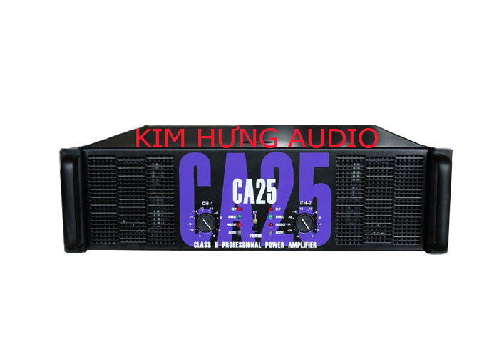 Main Crest & Audio CA-25