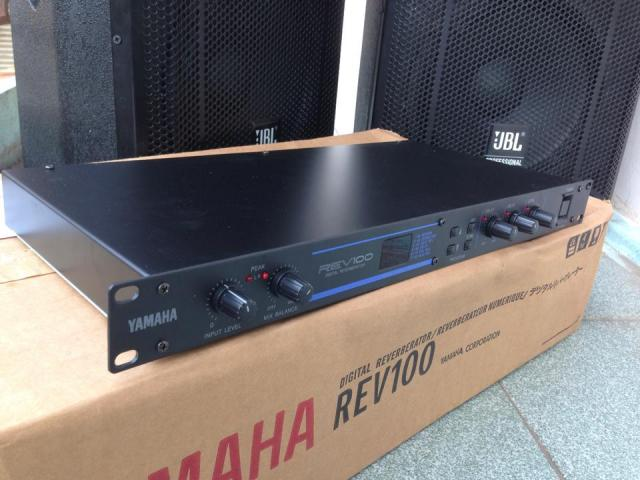 Echo Yamaha  REV100