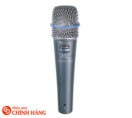 MICRO TRỐNG SHURE BETA 57A